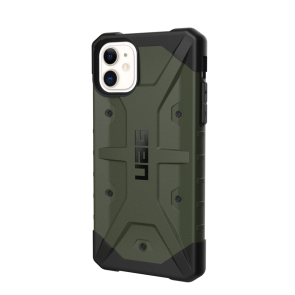 Urban Armor Gear Pathfinder Case For Apple iPhone 11 - Olive Drab