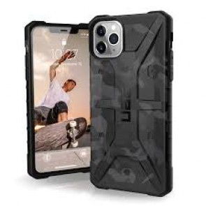 Urban Armor Gear Pathfinder Case For Apple iPhone 11 Pro Max - Midnight Camo