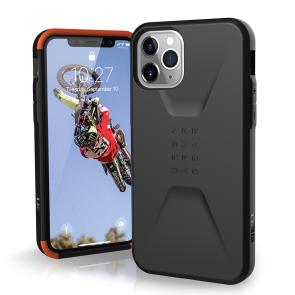 Urban Armor Gear  Civilian Case For iPhone 11 Pro - Black