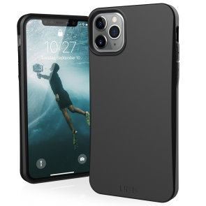 Urban Armor Gear  - Outback Biodegradable Case For iPhone 11 Pro - Black