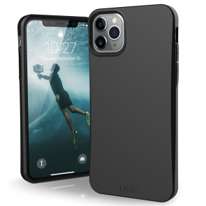 Urban Armor Gear  - Outback Biodegradable Case For iPhone 11 Pro Max - Black