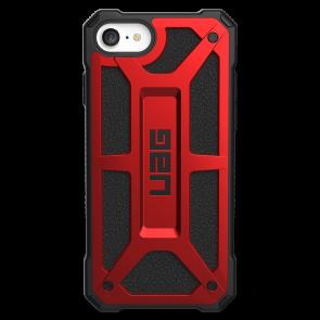 Urban Armor Gear  - Monarch Case For iPhone Se / 8 / 7 / 6s / 6 - Crimson And Black