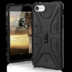 Urban Armor Gear  - Pathfinder Case For iPhone Se / 8 / 7 / 6s / 6 - Black