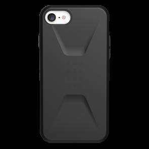 Urban Armor Gear  - Civilian Case For iPhone Se / 8 / 7 / 6s / 6 - Black