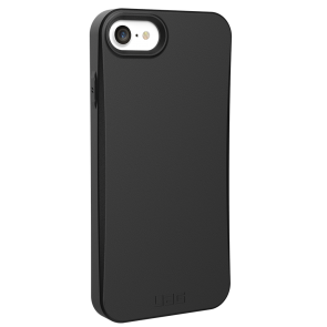 Urban Armor Gear  - Outback Biodegradable Case For iPhone Se / 8 / 7 / 6s /6 - Black