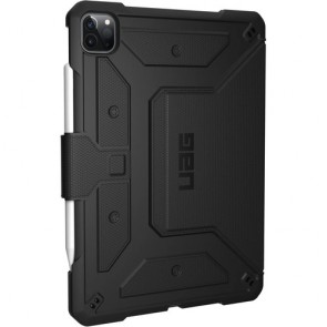 Urban Armor Gear  - Metropolis Folio Case For iPad Pro 11 (2020) - Black