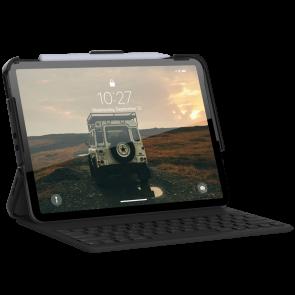 Urban Armor Gear (uag) - Scout Case For iPad Air 10.9 (2020) - Black