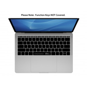 """KB Covers Touch Typing Keyboard Cover for MacBook Air w/Magic Keyboard - 13"""" (2020+)"""