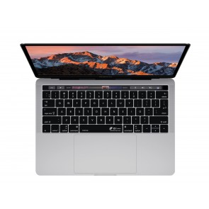KB Covers Black Keyboard Cover for MacBook Pro (Late 2016+) w/ Touch Bar