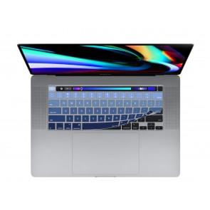 """KB Covers Deep Blues Keyboard Cover for MacBook Air w/Magic Keyboard - 13"""" (2020+)"""
