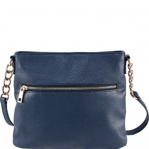 Chic Buds Crossbody - Navy