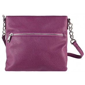 Chic Buds Crossbody - Plum