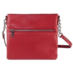 Chic Buds Crossbody - Red