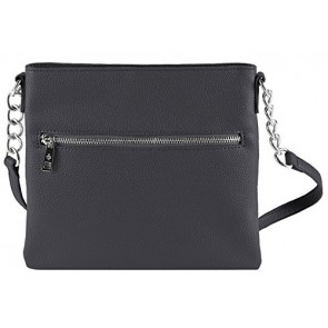 Chic Buds Crossbody - Charcoal