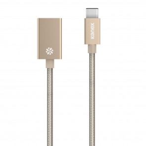 Kanex USB-C to USB 3.0 Adapter - Gold