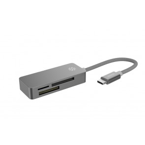Kanex USB-C Premium Card Reader, Space Gray