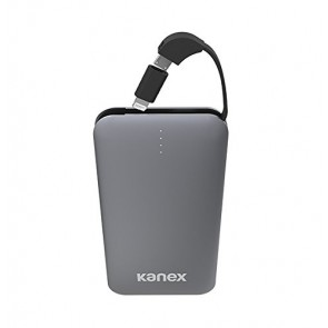 Kanex GoPower Battery – Space Grey 8000mAh