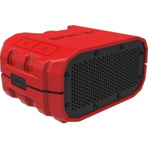 Braven BRV-1s Waterproof Bluetooth Speaker - Fire Red/Gray