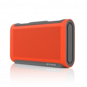Braven Balance Portable Bluetooth Speaker - Sunset Orange/Gray/Gray