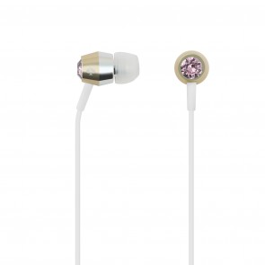 kate spade new york Earbuds - Vintage Rose/Gold/Silver/White