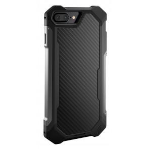 Element Case iPhone 8 Plus & iPhone 7 Plus Sector carbon