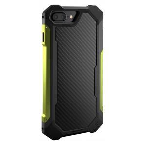 Element Case iPhone 8 Plus & iPhone 7 Plus Sector citron