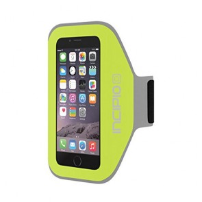 Incipio Performance Armband Carrying Case for Smartphones - Retail Packaging - Neon Lime