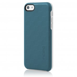 Incipio Rowan for iPhone 5c - Turquoise/White
