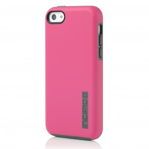 Incipio DualPro for iPhone 5c- Pink/Gray