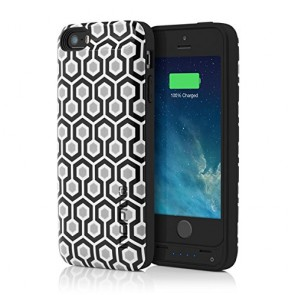 Incipio offGRID Battery Case for iPhone 5 - 2000mAh - Geometic