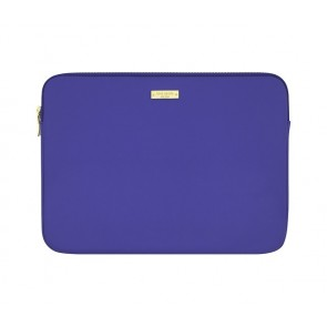 "kate spade new york Saffiano Laptop Sleeve for 13"" Macbook - Emperor Blue"