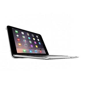Incipio ClamCase Pro for iPad mini 1, 2, 3 - White Cover/Silver Aluminum