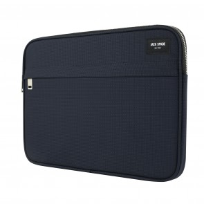 "JACK SPADE Universal  Sleeve for 15"" Laptops - Luggage Nylon Navy"