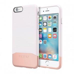 Incipio EDGE Chrome for iPhone 6/6s -Iridescent White/Rose Gold