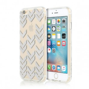 Incipio Design Series for iPhone 6/6s -Aria Pattern Silver