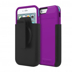 Incipio [Performance] Series Level 4 for iPhone 6/6s - Purple/Teal