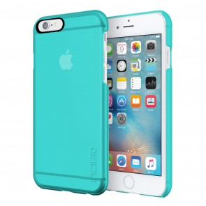 Incipio feather Clear for iPhone 6/6s Plus - Turquoise