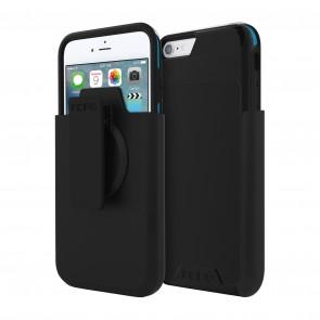 Incipio [Performance] Series Level4 for iPhone 6/6s Plus -Black/Cyan