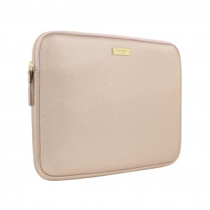 kate spade new york Saffiano Sleeve for iPad Pro (12.9 in) - Saffiano Rose Gold