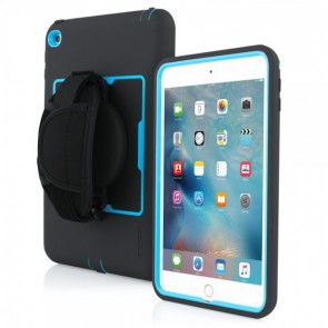 Incipio Capture for iPad mini 4 - Black/Cyan