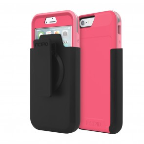 Incipio [Performance] Series Level5 for iPhone 6/6s -Coral/Gray