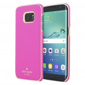 kate spade new york Wrap Case for Samsung Galaxy S7 edge- Saffiano Vivid Snapdragon