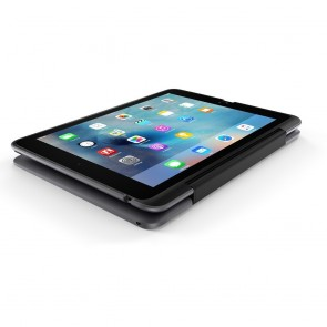 Incipio ClamCase+ for iPad Air 2 - Space Gray