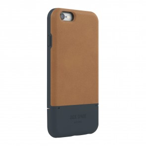 JACK SPADE Credit Card Case for iPhone 6/6s - Fulton Tan/Navy