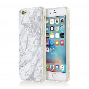 Incipio Design Series Marble for iPhone 6/6s -White