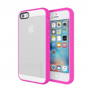 Incipio Octane for iPhone 5/5s/SE - Frost/Neon Pink