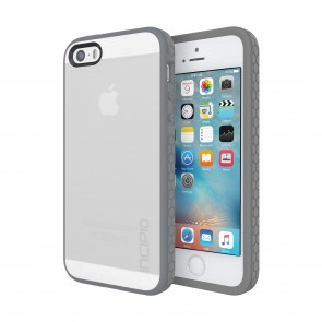 Incipio Octane for iPhone 5/5s/SE - Frost/Gray