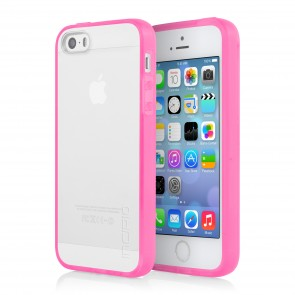 Incipio Octane Pure for iPhone 5/5s/SE - Highlighter Pink