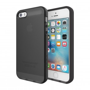Incipio NGP for iPhone 5/5s/SE - Translucent Black
