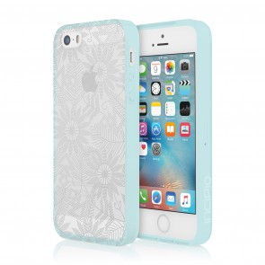 Incipio Design Series Beaded Daisy for iPhone 5/5s/SE - Silver